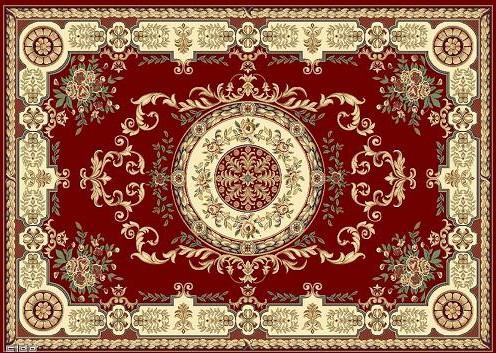 地毯图案还与伊斯兰的文化严密相干
